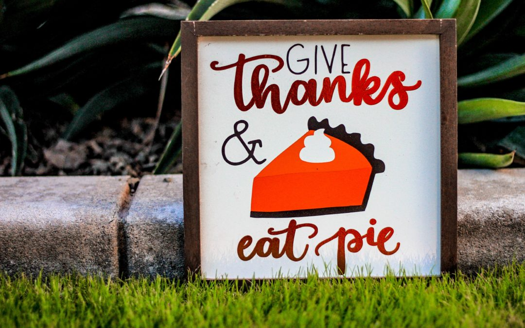 Thanksgiving: The Inner Critic's Least Favorite Holiday
