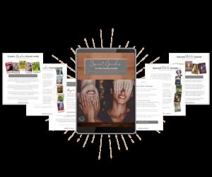 Jennifer Blumenthal Spirit Guides