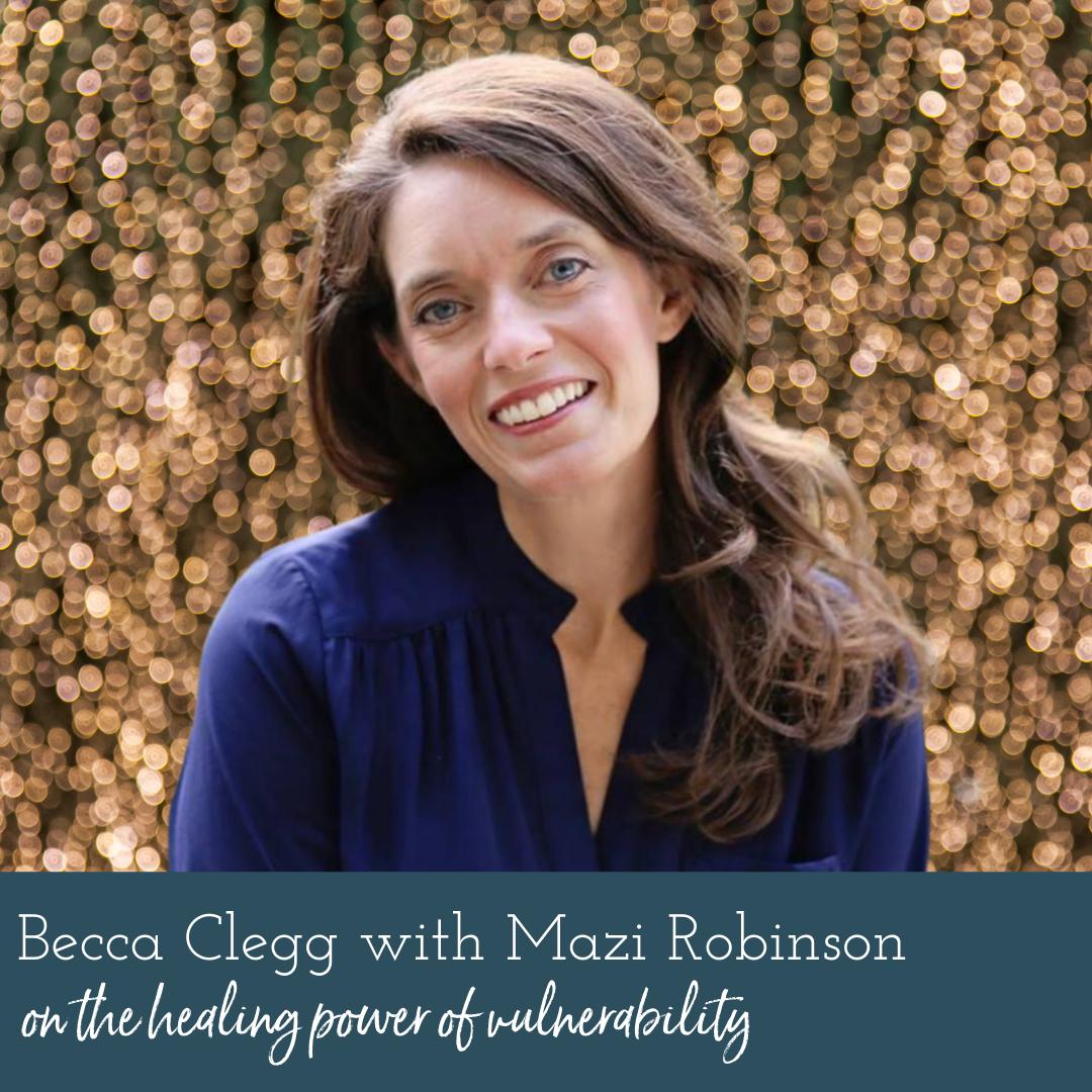 Mazi Robinson on Vulnerability